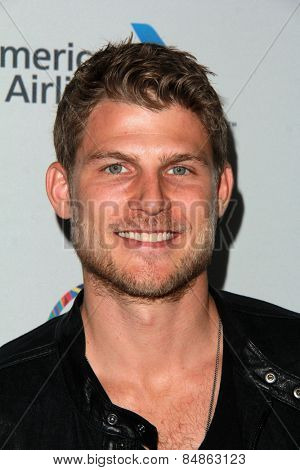 LOS ANGELES - FEB 21:  Travis Van Winkle at the 3rd