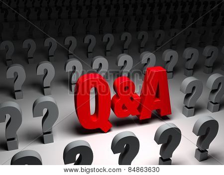 Q And A In Questions