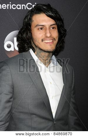 LOS ANGELES - FEB 28:  Richard Cabral at the
