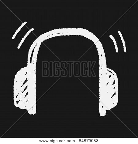 Doodle Headphone