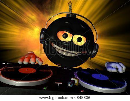 DJ bomba 1
