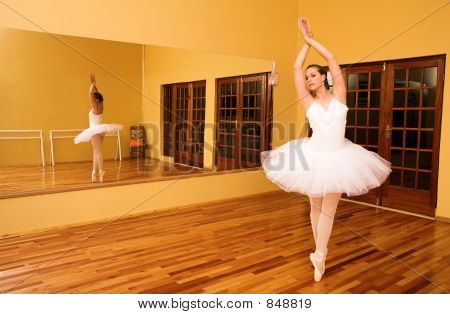 Ballerina # 08