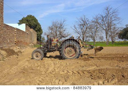 Agricultural Punjab