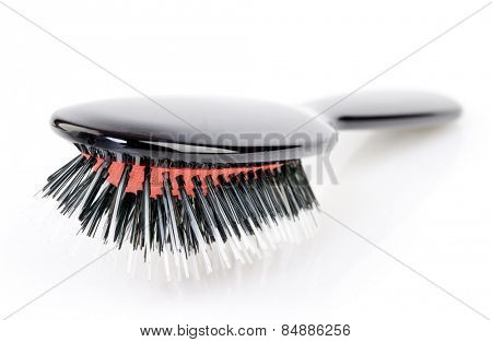 Hair Brush Professional On a white background