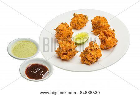 Onion Bhajee