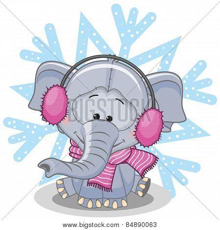 Elephant In A Fur Headphones