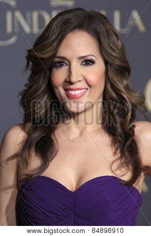 LOS ANGELES - MAR 1:  Maria Canals-Barrera at the
