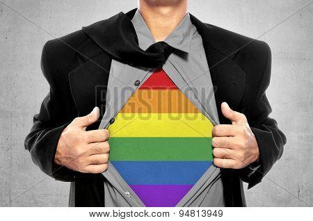Lgbt Freedom Conceptual