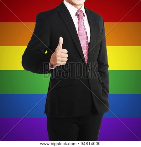Equal Rights Gay Working