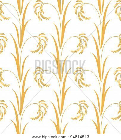 Rice. Pattern