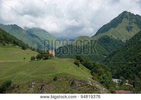 Mountains In Georgia