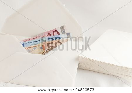Give Money In An Envelope