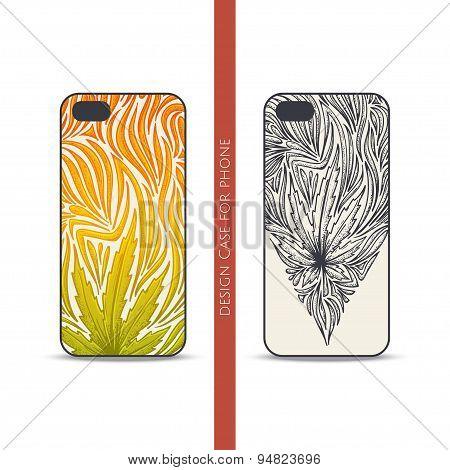 Design Case for Phone Three
