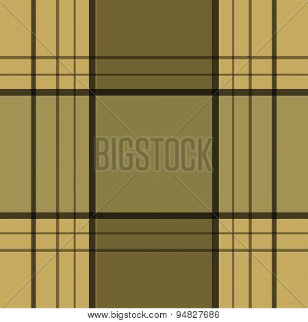 Seamless Retro Textile Tartan Checkered Texture Plaid Pattern Background