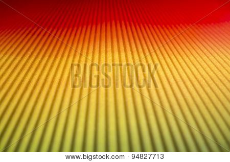 A Sparkling Gold Background With Texture And Perspective