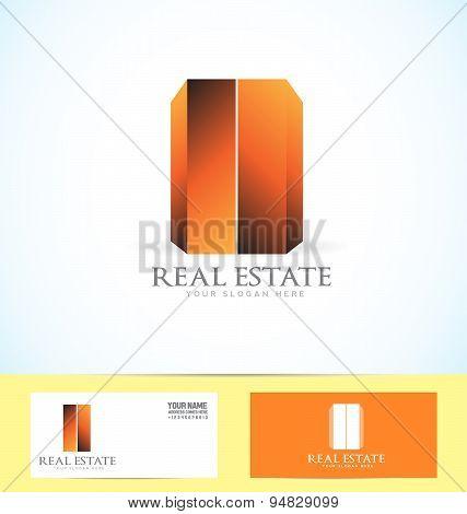 Real Estate Building Logo