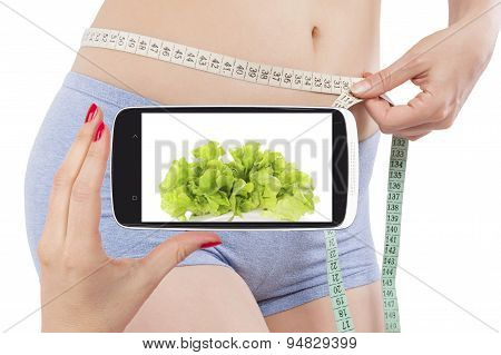 Weight loss In Information Age.