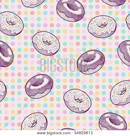 Seamless donuts