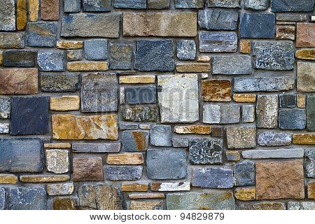 background stone wall