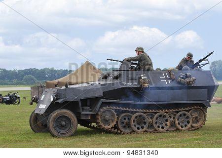 Sdkfz-251 Halftrack