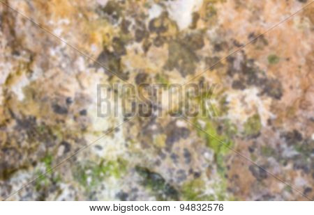 Blurred Grunge Brick Wall Background