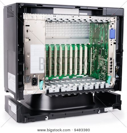 Phone Switch Chassis