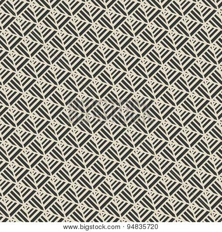 triangle geometric diagonal seamless pattern