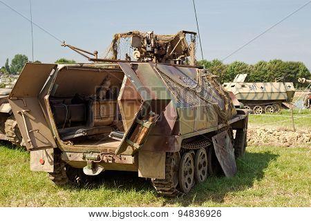 WW2 Hanomag