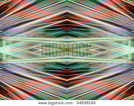 Dynamic Striped Pattern Background