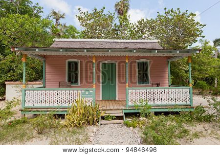 Rankine House In Qe Ii Botanic Park On Grand Cayman Island