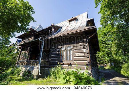 Villa Called Balamutka In Zakopane