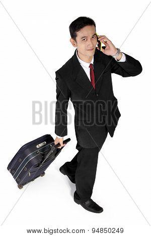 Business Vacation, High Angle