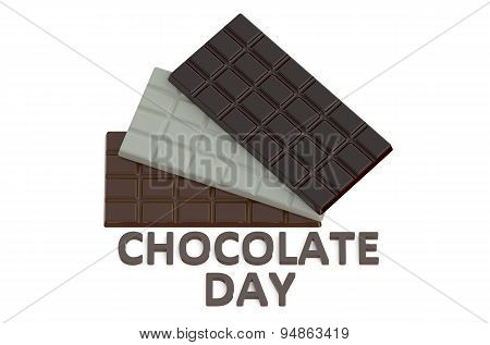 Chocolate Day Concept