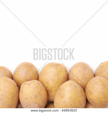 Multiple brown potatoes composition