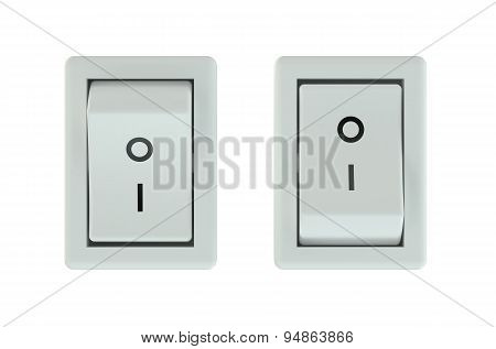 Two White Switches