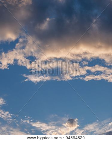 Heavenly Cloudscapes