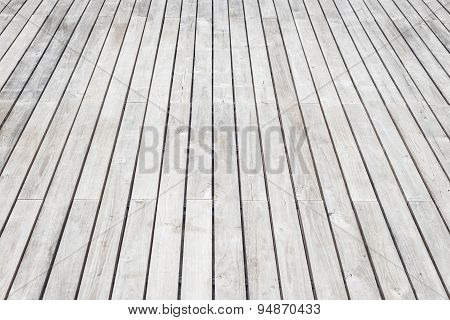 Grey Wooden Decking Texture And Background