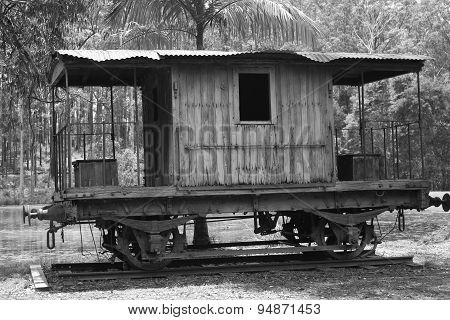 Old Rail Cart