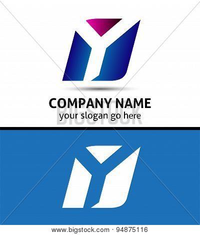 Letter Y Logo Icon