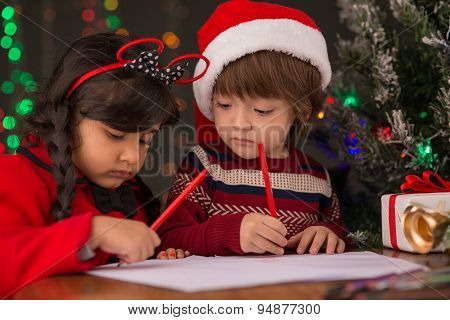 Letters For Santa Claus