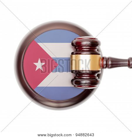 National Legal System Conceptual Series - Cuba
