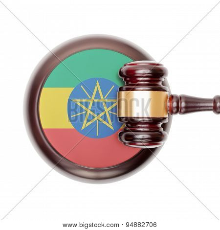 National Legal System Conceptual Series - Ethiopia