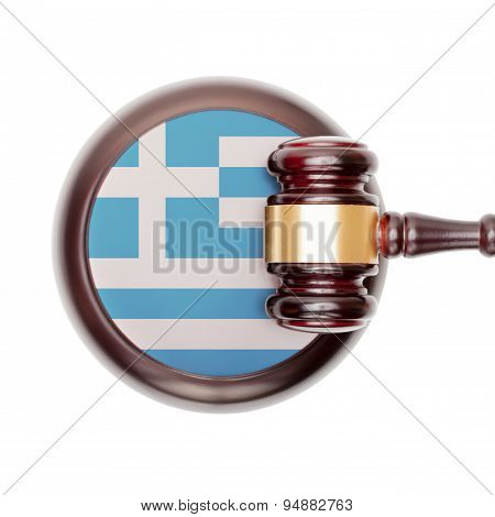 National Legal System Conceptual Series - Greece