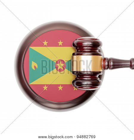 National Legal System Conceptual Series - Grenada