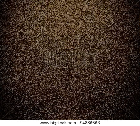 Donkey brown leather texture background