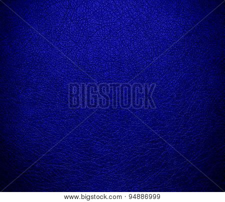 Duke blue leather texture background