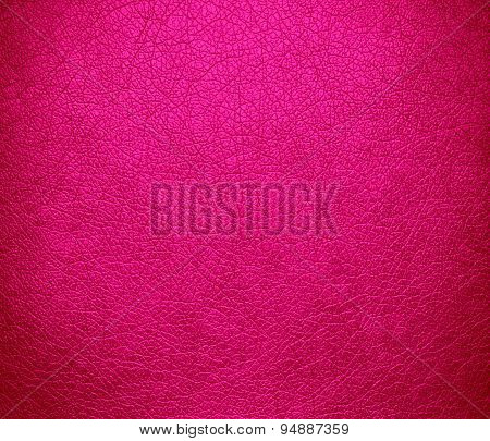 Dogwood rose leather texture background