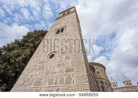 Church of Santiago del Arrabal in Toledo