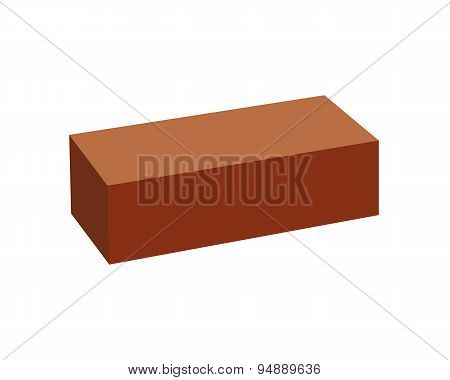Just Brick icon. You can use it as logo template - add text, label, badge or your own creative desig