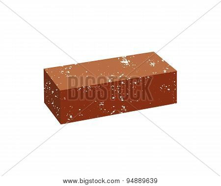 Just Grunge Brick icon. You can use it as logo template - add text, label, badge or your own creativ